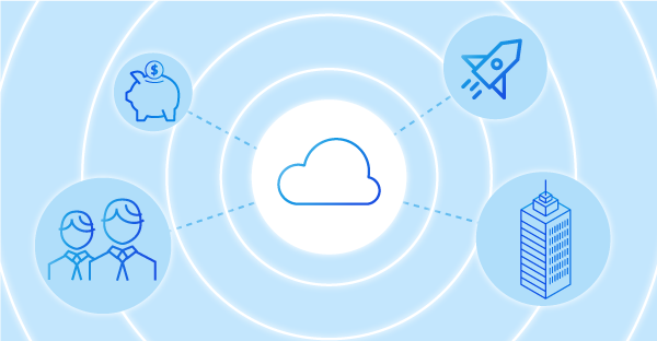 Internal Business Effects of the Cloud