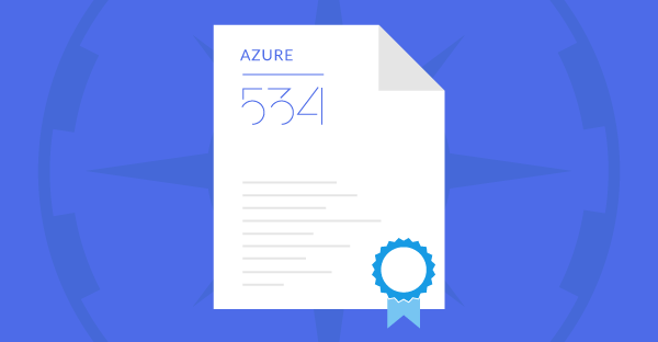 Azure 70-534 Exam Prep Summary