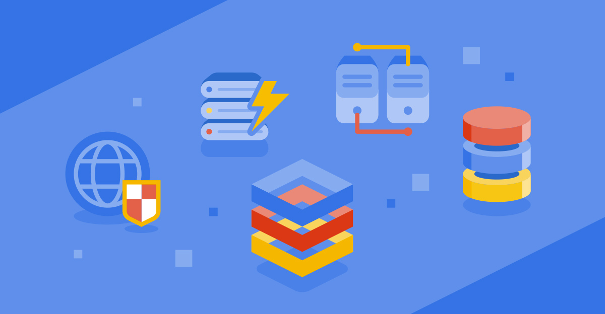 Designing a Google Cloud Infrastructure